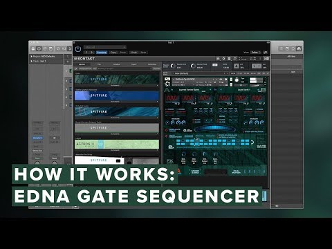 How It Works: eDNA — Gate Sequencer