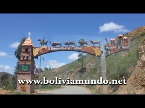 Totora Cochabamba Red Bolivia Mundo 2016