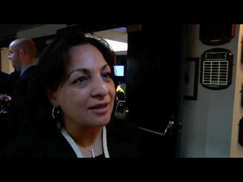 Daisy Khan Interview at The Charter for Compassion Launch