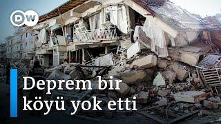 Çevrimtaş köyü neredeyse tamamen yıkıldı - DW Türkçe