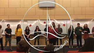 Downbeats Fall Showcase 2017 - Leave Me Lonely (Opb. Ariana Grande)
