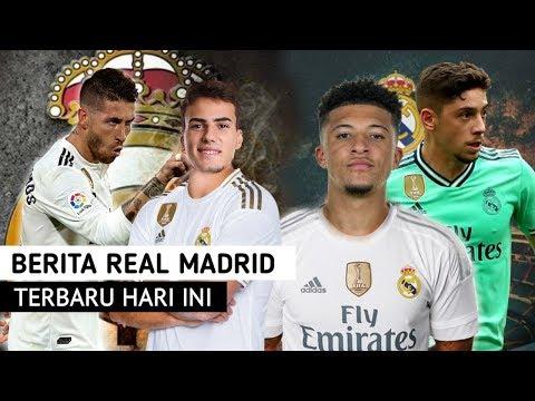 Diam-diam Madrid Dapatkan Jadon Sancho? 🔴 Juve Untung Rekrut Marcelo 🔴 Berita Real Madrid Terbaru