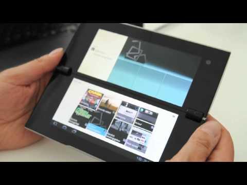 Sony S2 Tablet - kurzes Hands on