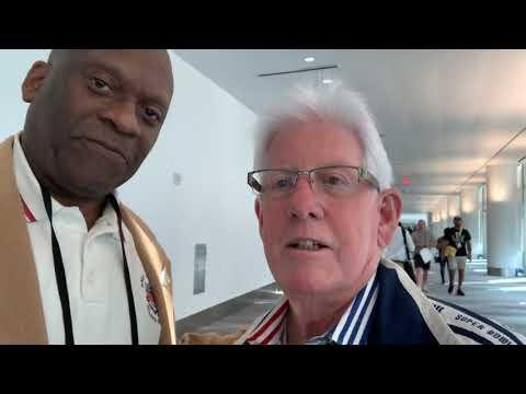 Miami CVB's Bill Talbert Talks Miami Super Bowl LIV Host, Oakland Too At Super Bowl LIV Media Center