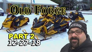 Paisteboy & Tyler Monagan Ride in Old Forge: PART 2