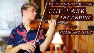 The Lark Ascending Violin Piano Ralph Vaughan William