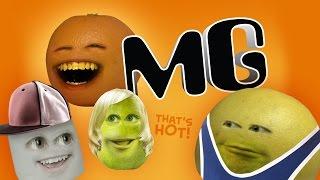 Annoying Orange - OMG