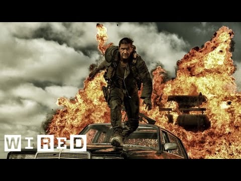 Mad Max Fury Road: Choreographing Complex Stunts & Car Chases | Design FX
