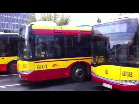 PATRIOT24 TRAVEL: Autobusem elektrycznym zwiedzamy zajezdnię przy Woronicza w Warszawie