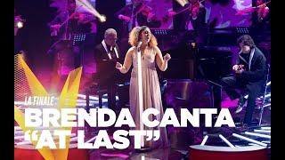 "Brenda Carolina Lawrence ""At Last"" - Finale - The Voice Of Italy 2019"