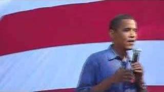 Sen. Barack Obama on drug policy--Sept. 29, 2007 Thumbnail