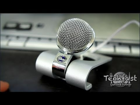 Blue Snowflake USB Mic: Unboxing and Review