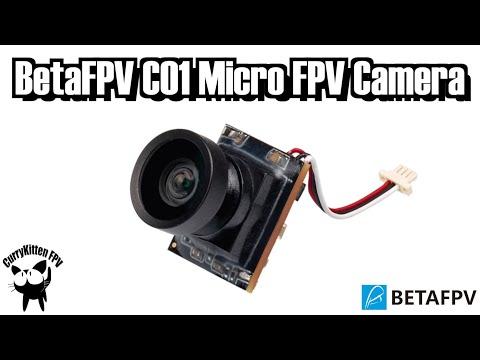 Фото BetaFPV C01 Micro FPV Camera - a vast improvement on the original. Supplied by BetaFPV