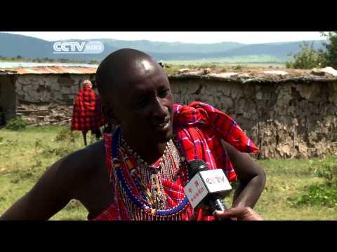 Eco Africa: Traditional Maasai Wedding in Kenya