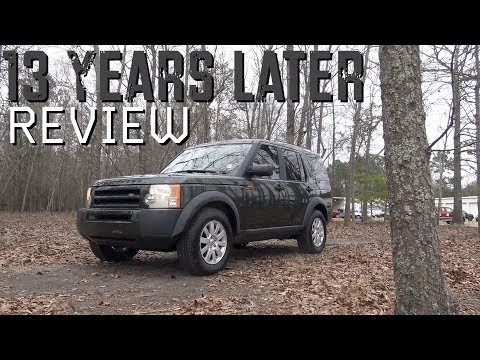 Here's a 2005 Land Rover LR3 - 13 Years Later Review & For Sale   In Depth Condition Report