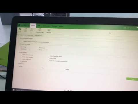 How to connect  zkteco device  to zkteco software
