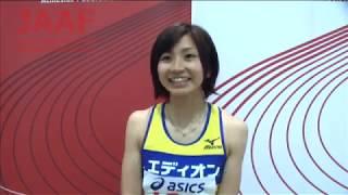 第95回日本陸上競技選手権大会 女子 100mH 決勝