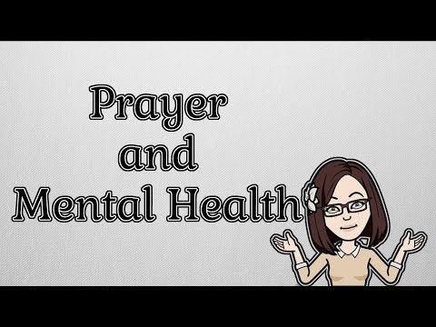 Prayer and Mental Health