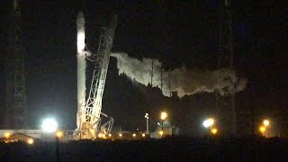 SpaceX - CRS8 - Static Fire Test 04-05-2016