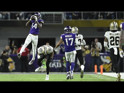 Saints @ Vikings - Minneapolis Miracle - Radio Call