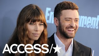 Jessica Biel Makes A Sexy Cameo On Justin Timberlake's New Album! | Access
