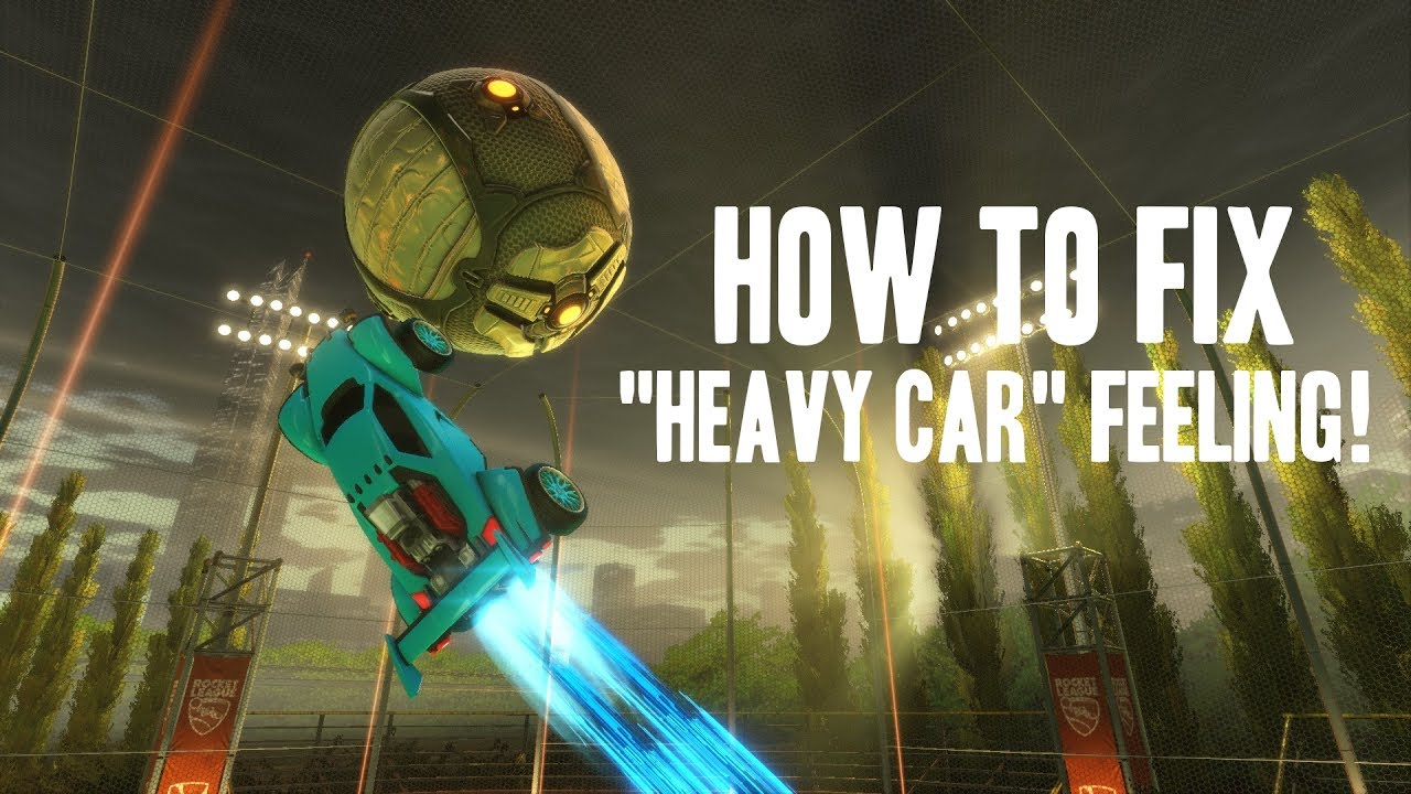 How to Fix the Heavy Car Bug in Rocket League - Articles