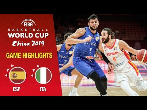 Spain vs Italy - Full Game Highlights | Sept 6, 2019 | FIBA World Cup 2019