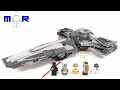 LEGO Star Wars The Sith Infiltrator Review! 75096 - 2015