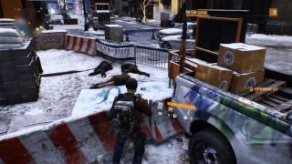 Tom Clancy's The Division Gameplay (Part 2) (Xbox One)