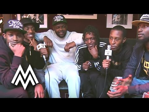Section Boyz | React to Best Newcomer Nomination and Success of Don't Panic | 2015 Nominations