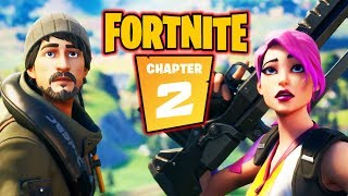 Fortnite Chapter 2 - My First Match!