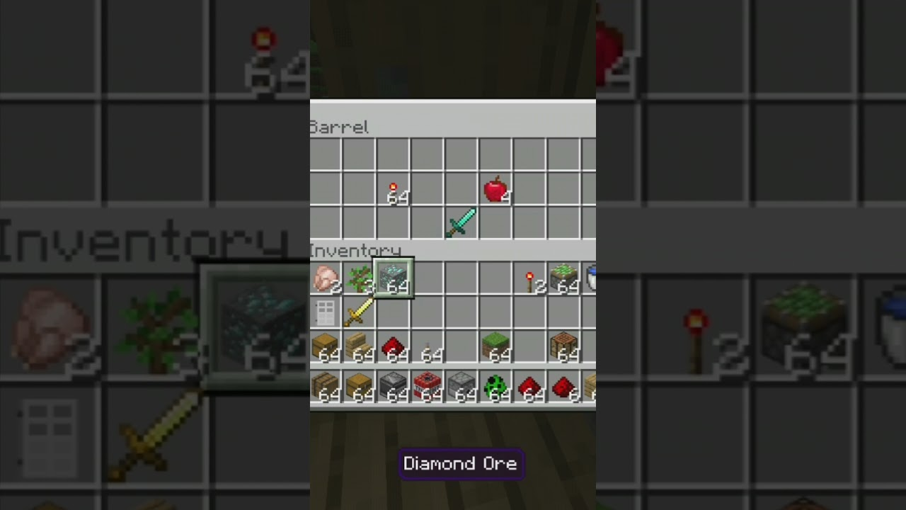 How to make a troll trap in minecraft.