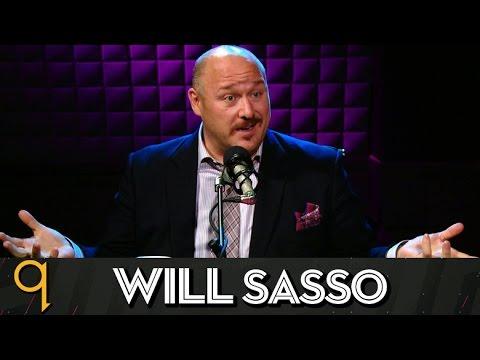 "Will Sasso brings ""Fool Canada"" to Studio q"