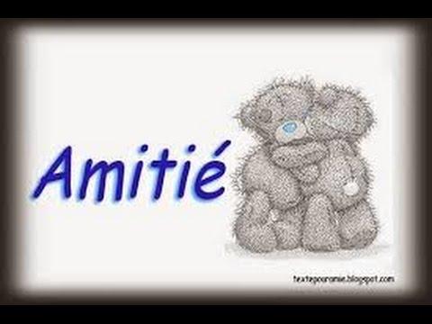Poème Forte Amitié