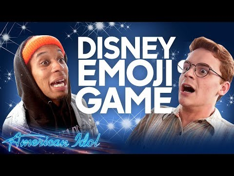 Need some fun after those harsh 'Idol' cuts? Watch the Top 10 play an emoji Disney song challenge [VIDEO]