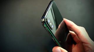 iPhone X live ausprobiert