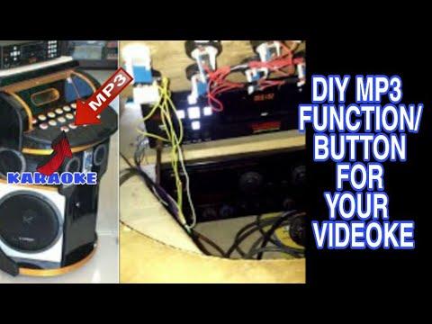 Mp3 function of platinum reyna  karaoke