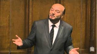 George Galloway on National Media Museum - Parliament - 19th June 2013