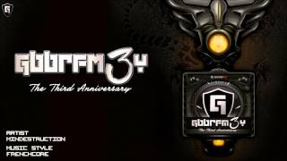 Mindestruction @ Gabber.FM- #GBBRFM3Y Set (1-9-14)