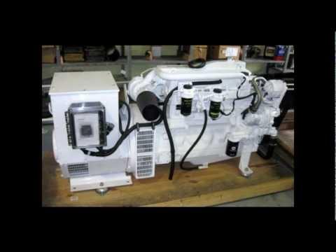 Marine Diesel Generators For Sale.  Phasor 99kw Diesel Generators (2). Generators For Sale