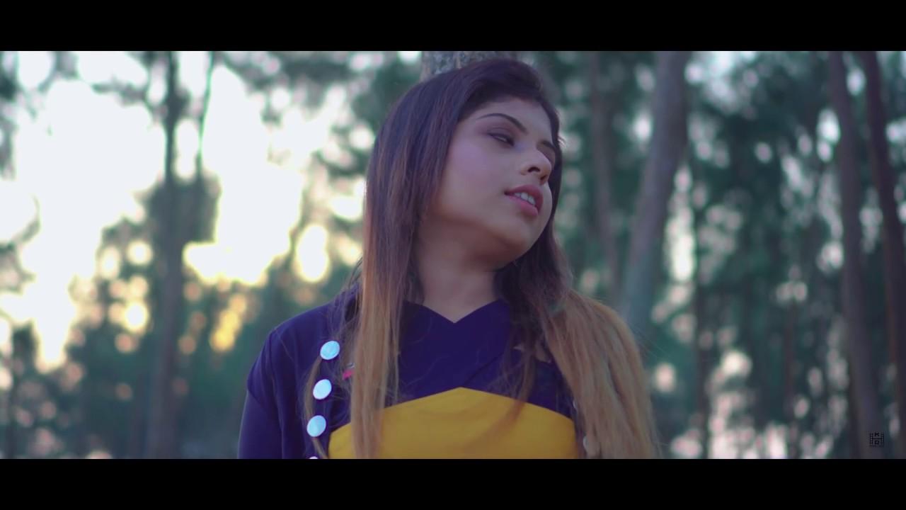 Aankh hai bhari bhari   Trishagni das   cover song   4k   sad song   hindi  song