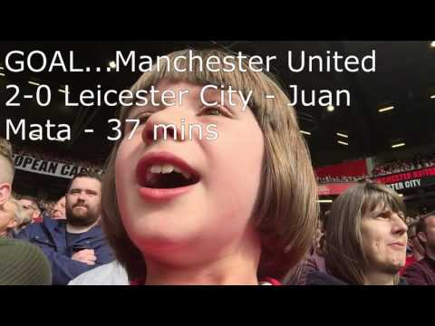 Manchester United v Leicester City - Premier League - Old Trafford - 24.09.2016