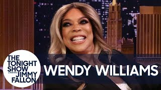 Wendy WilliamsReacts to Giving Dua Lipa a Nickname andSpills theTea on Her Divorce