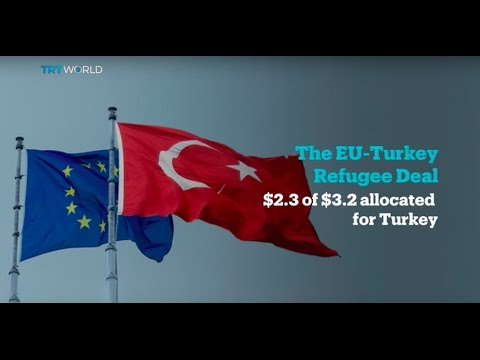 The EU-Turkey refugee deal
