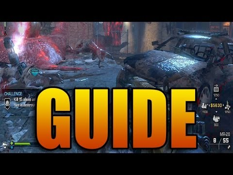 Call Of Duty: Ghosts Extinction Mode Guide (Tips, Tricks, And Beginner Strategies)