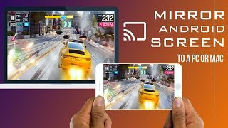 Fastest Way TO Mirror Android Screen to PC | No Chromecast | No Root | WiFi | USB