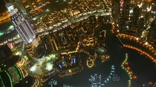 Explore Views of the Burj Khalifa Dubai - Burj Khalifa (828 Meters) At The Top, Visit 20.06.2013