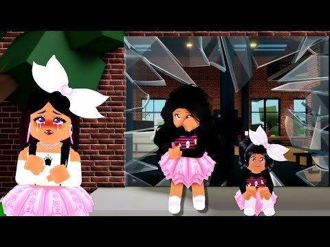 SOMETHING BAD HAPPENED WHILE MY DAUGHTERS WERE HOME ALONE!-Brookhaven RP