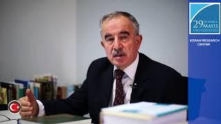 Quran Research Center (Kuramer) - Prof. Dr. Ali Bardakoğlu