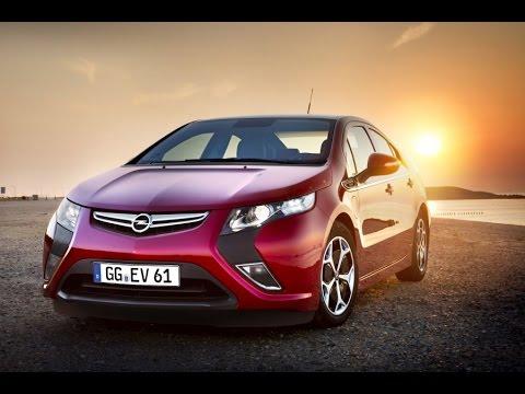 Essai Opel Ampera Cosmo Pack 2012 Youtube